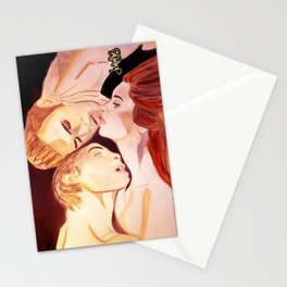 The Vampire Diaries  Stationery Cards