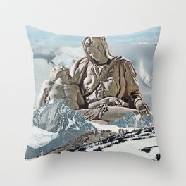 Pilgrimage Throw Pillow