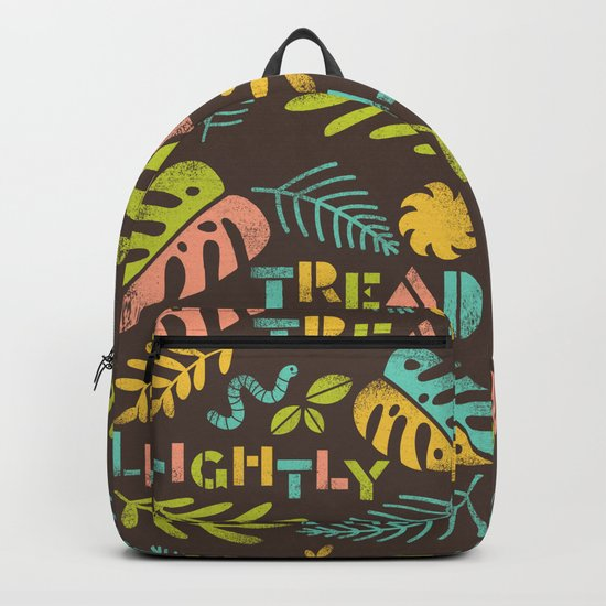 Tread Lightly Backpack