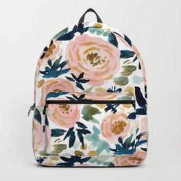 BIG NEWS Bold Floral Backpack