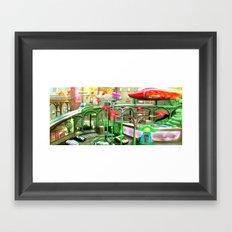 Landskape CORP Framed Art Print