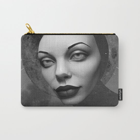 NIGHT FALLS (grayscale version) Carry-All Pouch
