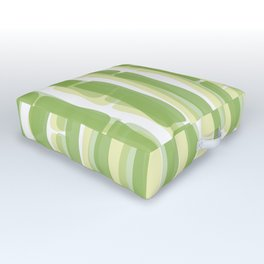 Bamboo Outdoor Floor Cushion