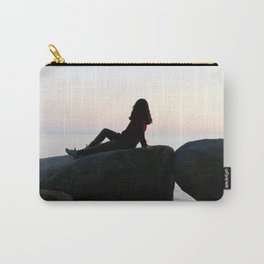 17 Mile Drive Sunset Carry-All Pouch