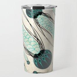 Jelly Fish Travel Mug