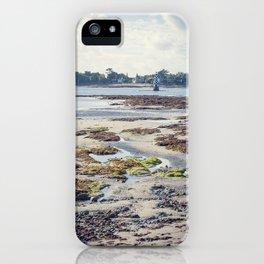 Perderie, Ile Tudy, Bretagne iPhone Case