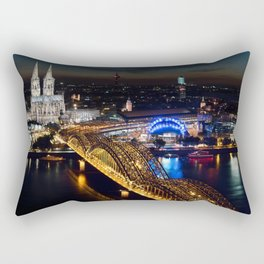 Cologne, Germany Rectangular Pillow