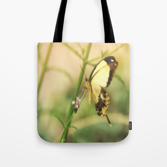 Exotic Butterfly natural beauty Tote Bag