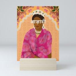 Aazadi Mini Art Print