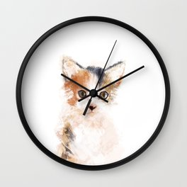 Baby Cat, Mio Wall Clock