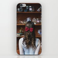 library iPhone & iPod Skins featuring Library by KaleighM