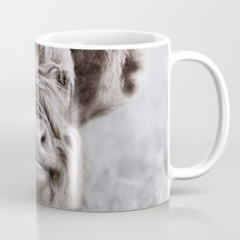 HIGHLAND CATTLE CALF ALF Coffee Mug
