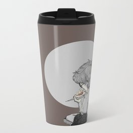 Burn your dreams Metal Travel Mug