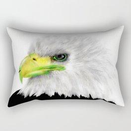 American Bald Eagle Rectangular Pillow