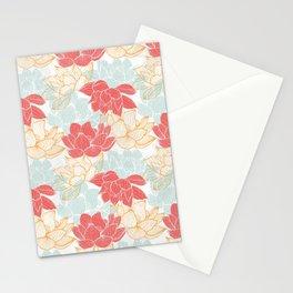 Lotus Carousal Stationery Cards