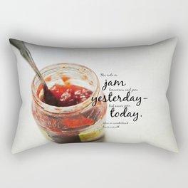 Jam Alice Wonderland Rectangular Pillow