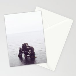 Hvítserkur, Iceland Stationery Cards
