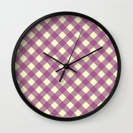 CHECK, PLEASE! Wall Clock