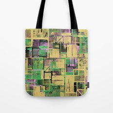 Pastel Thoughts - Abstract, textured, pastel painting Tote Bag