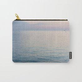 Sunset in the Bay of Naples Carry-All Pouch