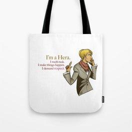 I'm a Hera Tote Bag