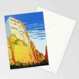 Zion National Park - Vintage Travel Stationery Cards