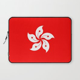 Hong Kong Flag Laptop Sleeve
