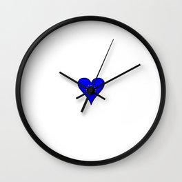 Flag of Europe 5 Wall Clock