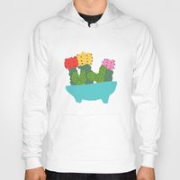 cacti Hoodies featuring cute cacti by Berlyn Hubler