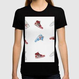 Jordan 1 Offwhites Pattern T-shirt