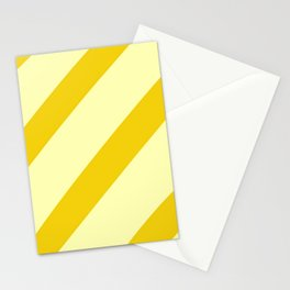 Sunny Stripes Stationery Cards