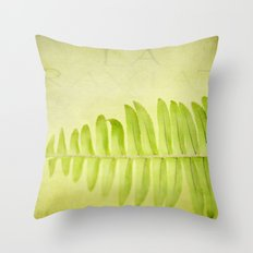 Just Bring Me a Bouquet from Nature Throw Pillow