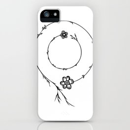 Flowers #1 iPhone Case