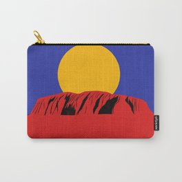 Southern Land Carry-All Pouch