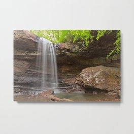 Cucumber Falls Metal Print