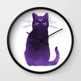 Watercolor Luna , Sailor Moon Wall Clock