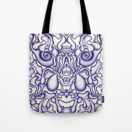 Mind-Brain Tote Bag