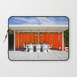 Orange Al Fresco Laptop Sleeve