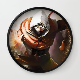 League of Legends MALHAZAR Wall Clock