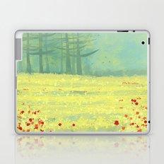 Meadow near Périgueux Laptop & iPad Skin