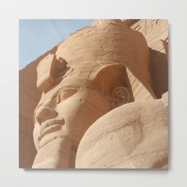 Abu Simbel 004 Metal Print