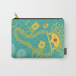 Emirati Jewellery Carry-All Pouch