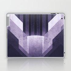Dione - The Ice Cliffs Laptop & iPad Skin