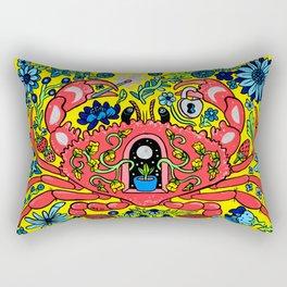 Cancer Crab Rectangular Pillow