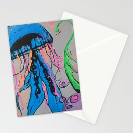 Neo-Medusozoa Stationery Cards