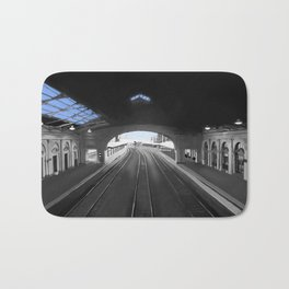 Light At End of the Tunnel Bath Mat