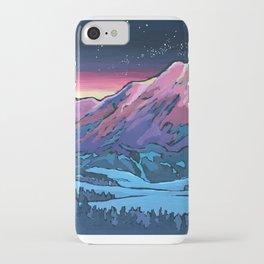 Alpen Glow iPhone Case