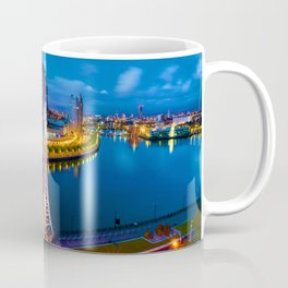 Imperial War at Salford Quays Manchester Coffee Mug