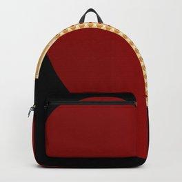 Zipper Heart Backpack