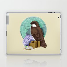 Little World Traveler Laptop & iPad Skin